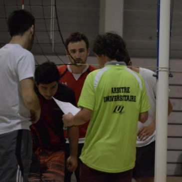 Formation arbitrage // Volleyball – Bordeaux