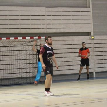 Formation arbitrage // Handball – Bordeaux