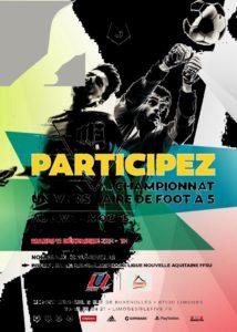 Championnat de soccer - Five Limoges @ Le Five Limoges | Limoges | Nouvelle-Aquitaine | France