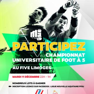 Championnat de Soccer Limoges