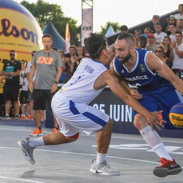 Basket 3×3 – Championnat Acad'