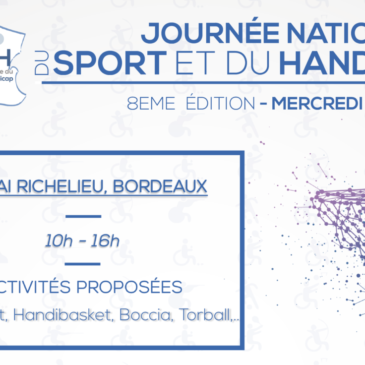 Journée Nationale du Sport et du Handicap