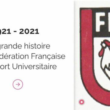 La FFSU dévoile sa frise historique