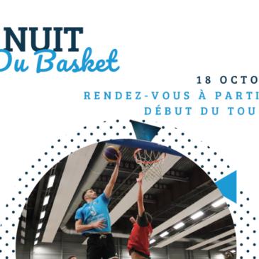 Nuit du Basket – Bordeaux